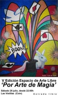 Espacio de Arte Libre Por Arte de Magia