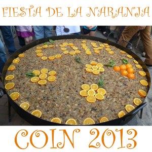 Fiesta de la Naranja 2013