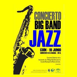 big band jazz en coin