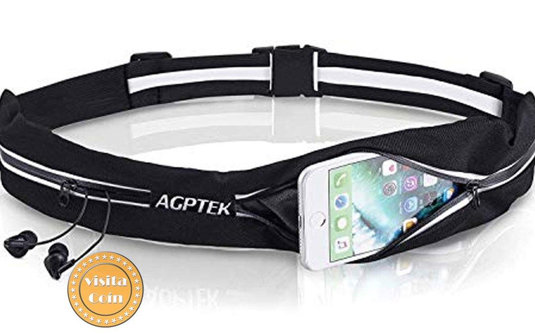 Cinturón deportivo AGPTEK