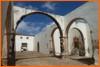 Convento Franciscano San Buenaventura, en Betancuria, en Fuerteventura.