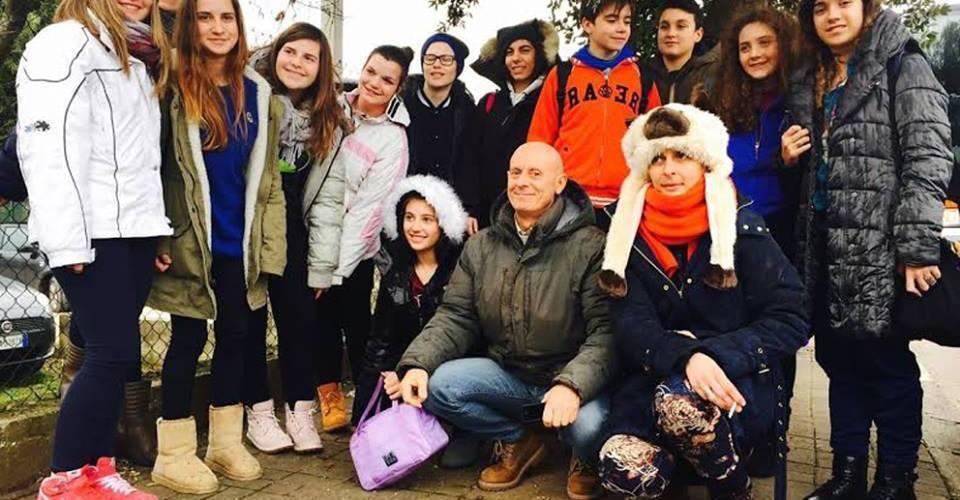 10° Viaggio Pontino della Memoria per gli studenti del 'Chiominto' di Cori