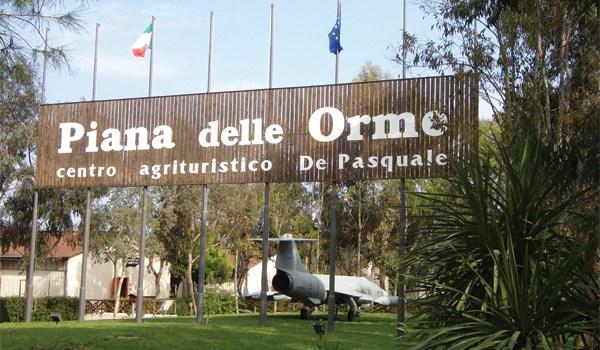 Centro esposizioni storiche di Piana delle Orme (Borgo Faiti) – Latina