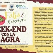"""XIII edizione """"Sagra falia e broccoletti"""" – Priverno"""