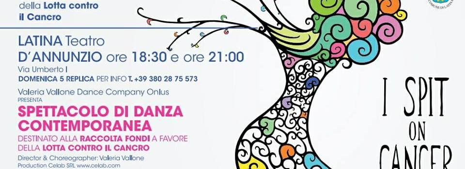 Giornata mondiale della lotta al cancro, al D'annunzio spettacolo di danza contemporanea