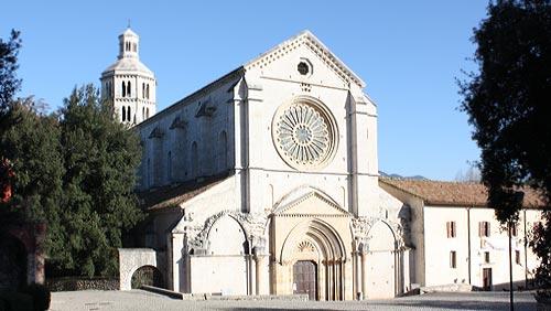 Pellegrinaggio dell'Amore: domenica 5 Marzo da Maenza a Fossanova sulle orme di San Tommaso D'Aquino