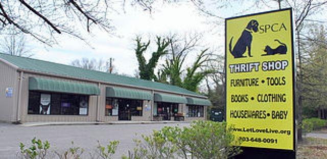 Aiken Spca Thrift Shop Visit Aiken Sc