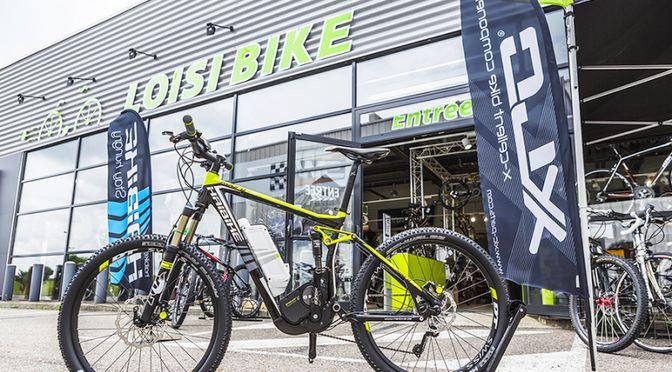 Loisibike spécialiste du vélo à assistance électrique et de Loisir à Augny en Moselle