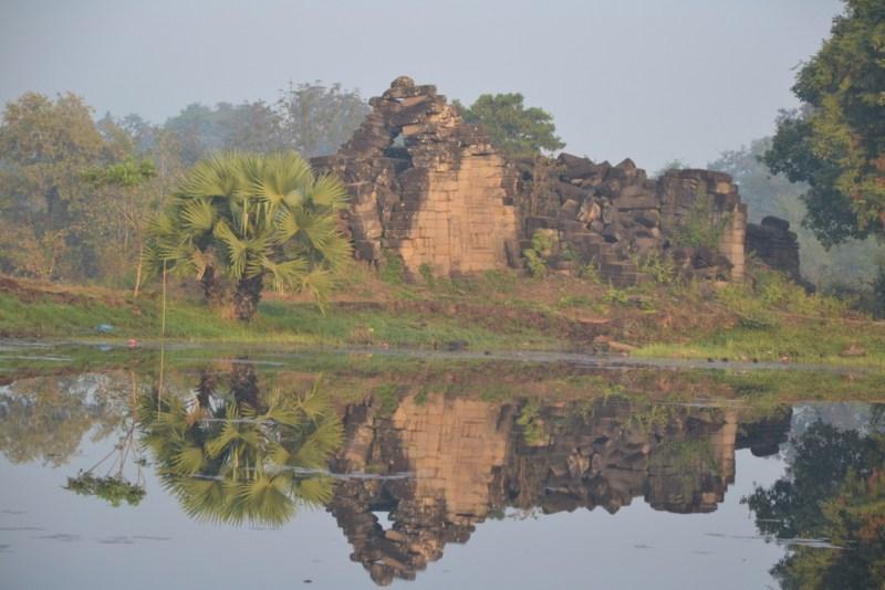 Gopura at eastern entrance