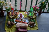 Rean Te Veda offering