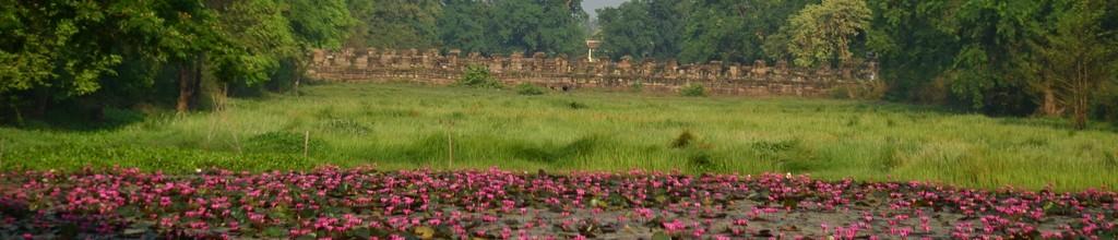 Banteay Chhmar moat