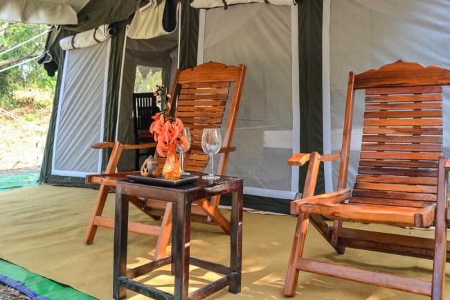 Banteay Chhmar and Khiri Travel Tented Camp