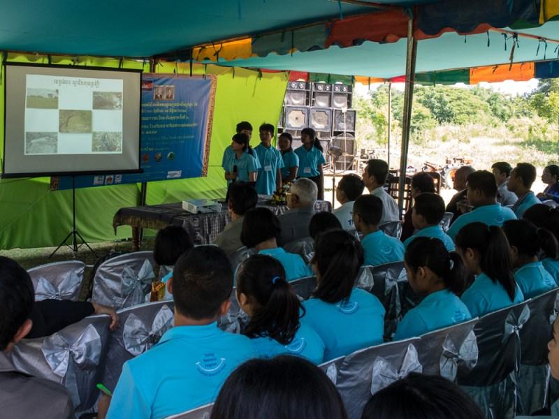 Khmer Thai Student Exchange