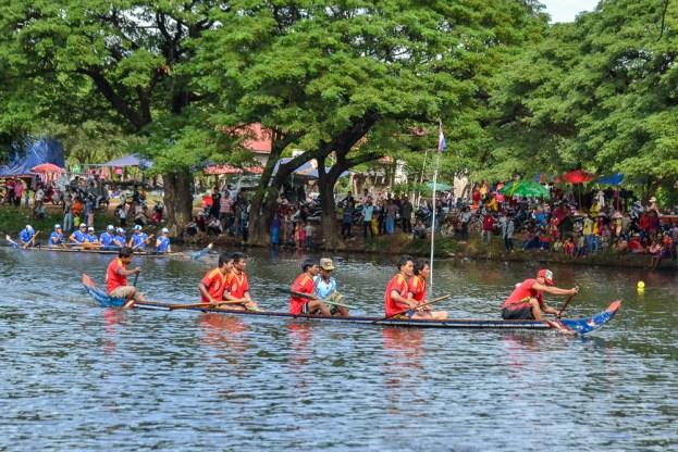 Water Festival (November)