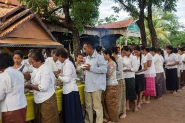 Dak Baht ceremony