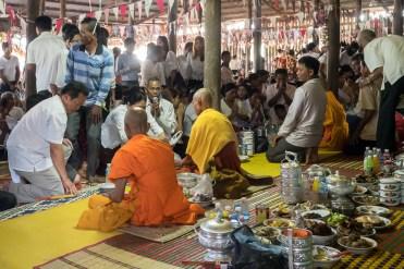 Pchum Ben in Banteay Chhmar
