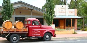 Barossa Valley Wineries