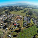 Aerial Farm World 2016 - Farm World
