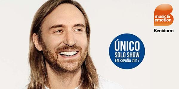 David Guetta Solo Show