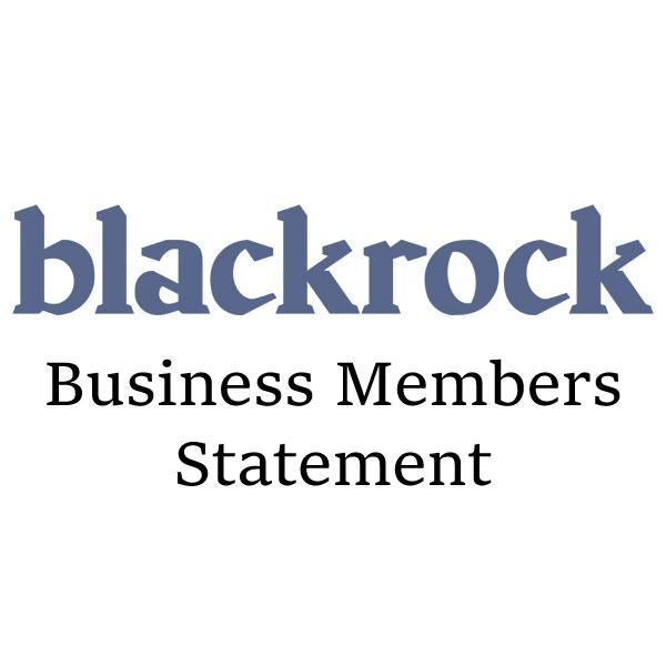 Blackrock Business Members