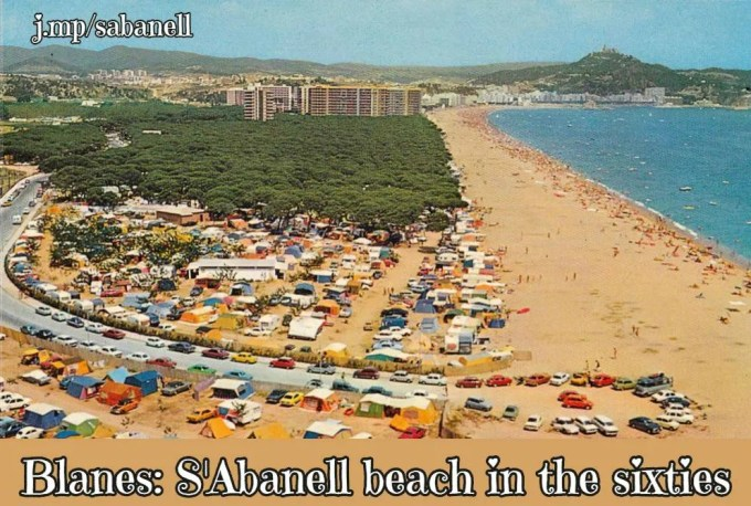 Blanes 1960's