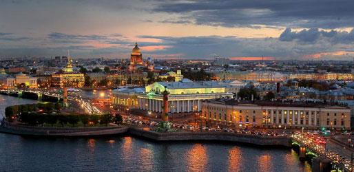 Тур для школьников в Санкт-Петербург на зимние и весенние ...