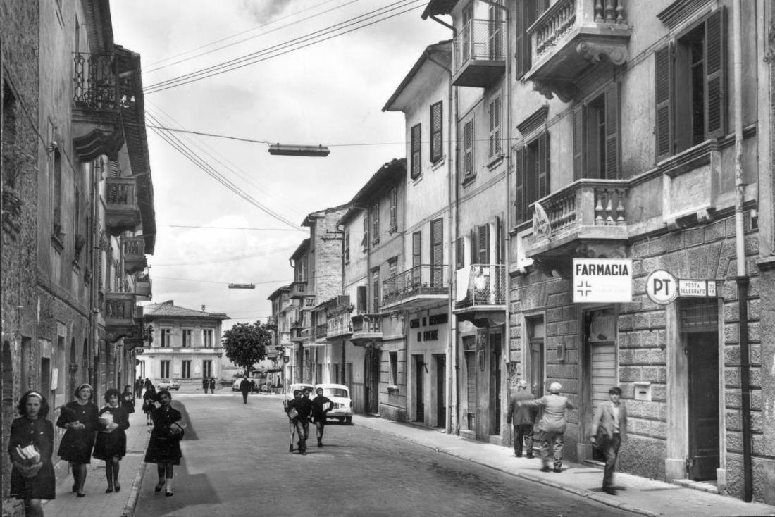Castell'Azzara, la Toscana da scoprire! ecosistema di tradizioni, natura, storia e cultura-Vecchio Comune