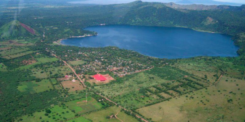 Laguna Xiloa, Nicaragua