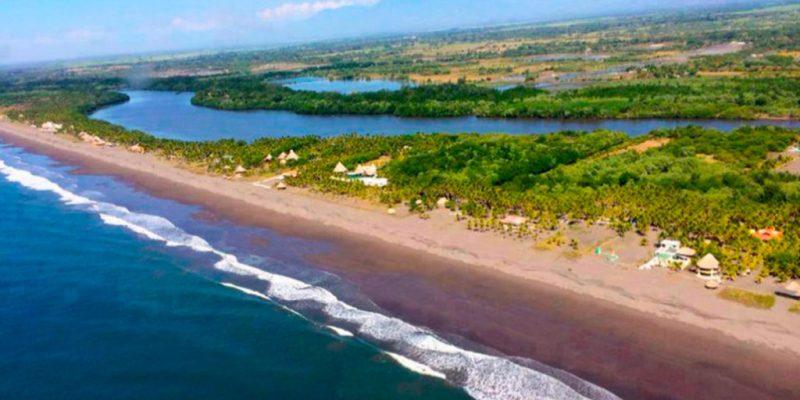 Playa Las Lisas, Guatemala