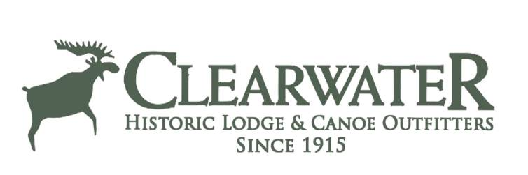 Clearwater Historic Lodge & Canoe Outfitters logo