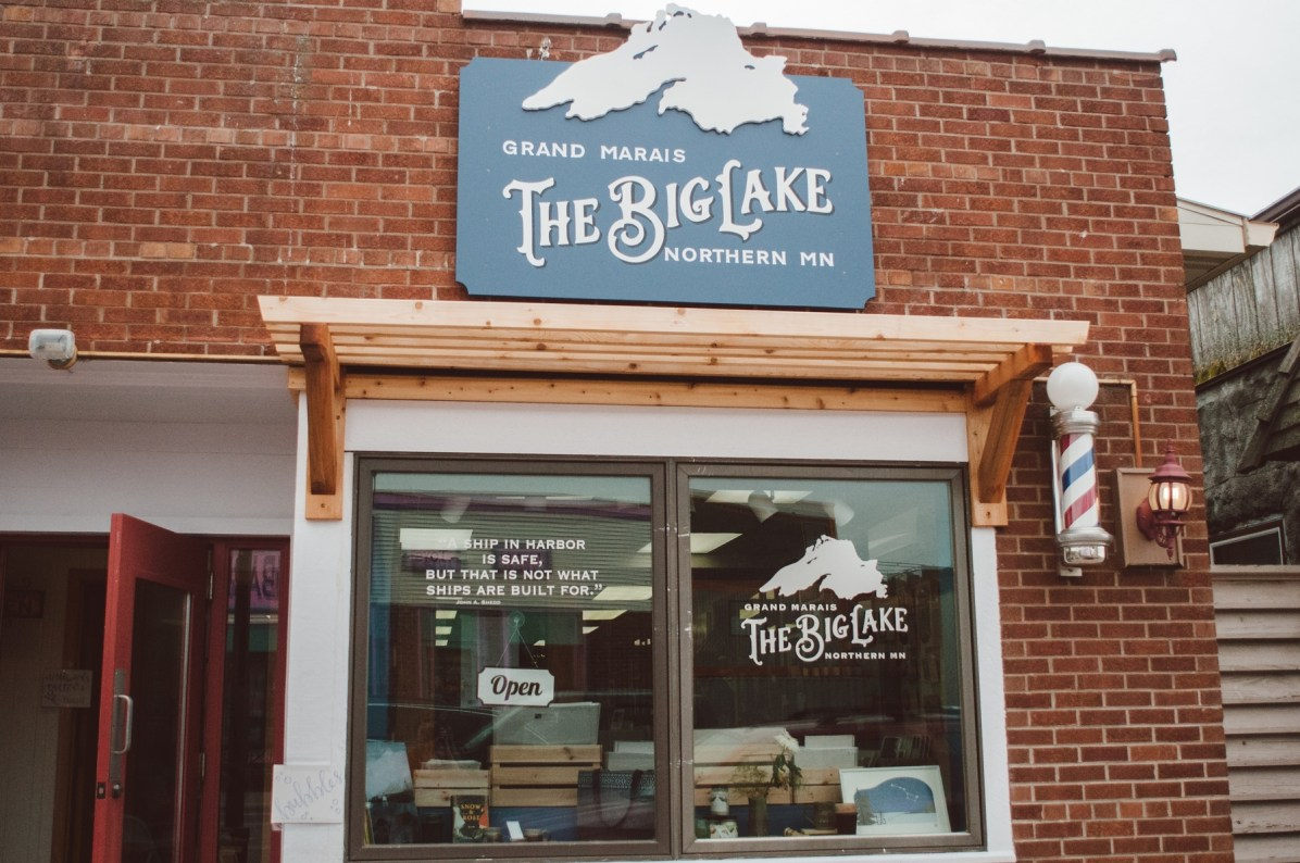 The Big Lake Storefront