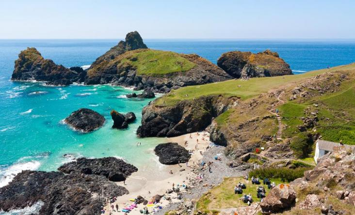 Image result for cornwall rugged cove