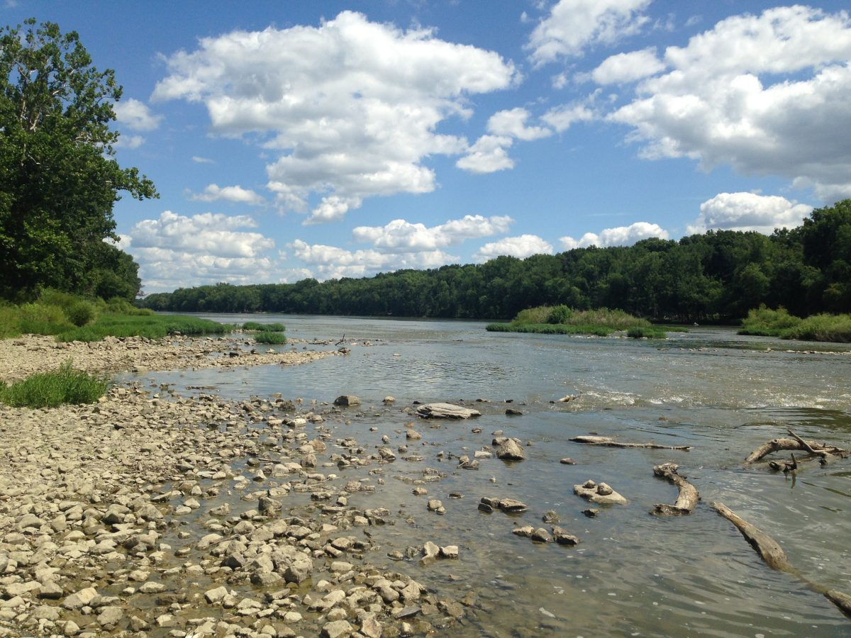 Maumee River at Independence Dam