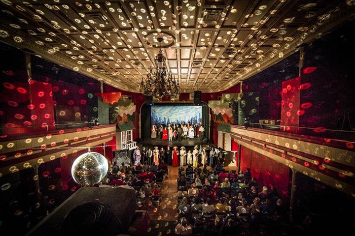 Huber Opera House