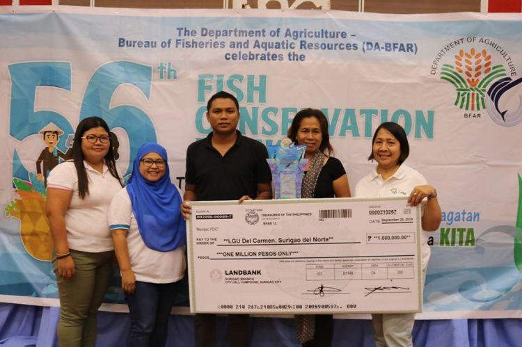 Mmk 2019 2nd Placer In Caraga The Municipality Of Del Carmen Surigao Del Norte