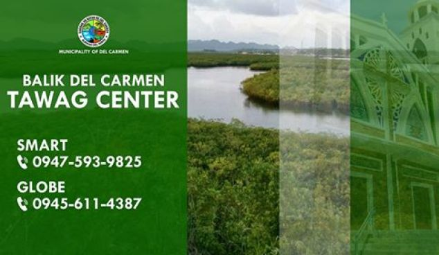 Balik Del Carmen Tawag Center