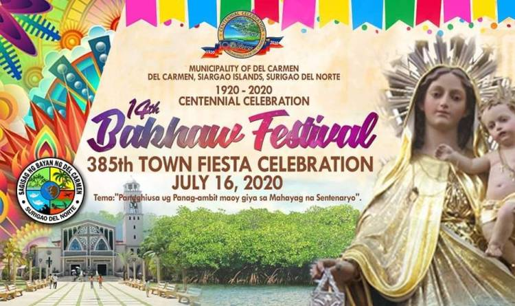 Del Carmen 14th Bakhaw Festival 385th Town Fiesta Celebration