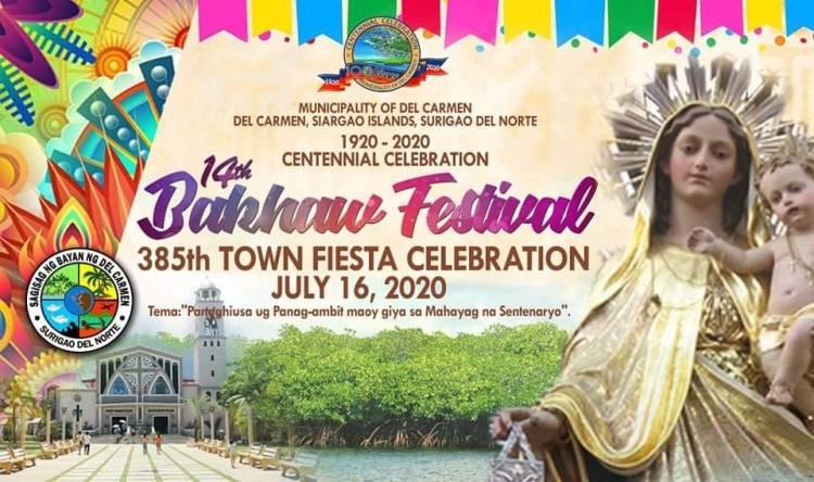 Del Carmen 14th Bakhaw Festival 385th Town Fiesta Celebration