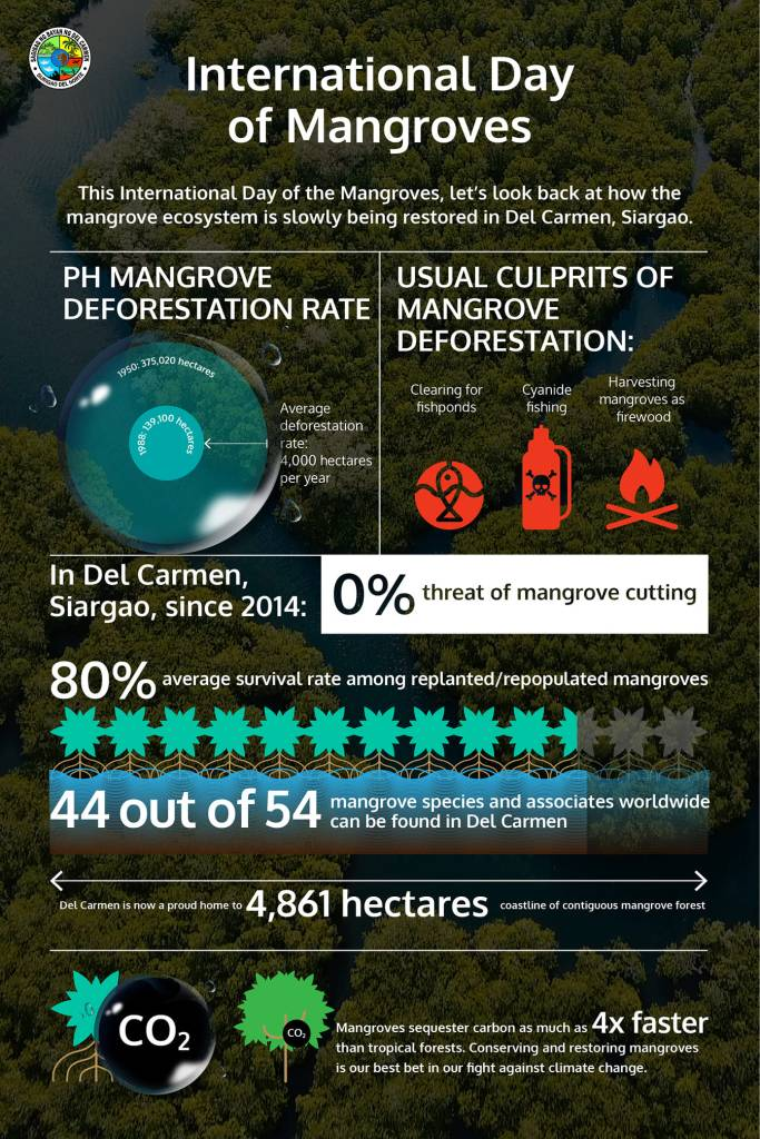 International Day Of The Mangroves