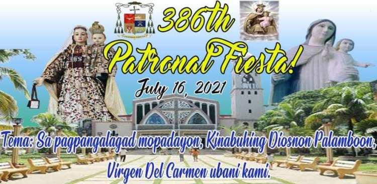386th patronal fiesta del carmen