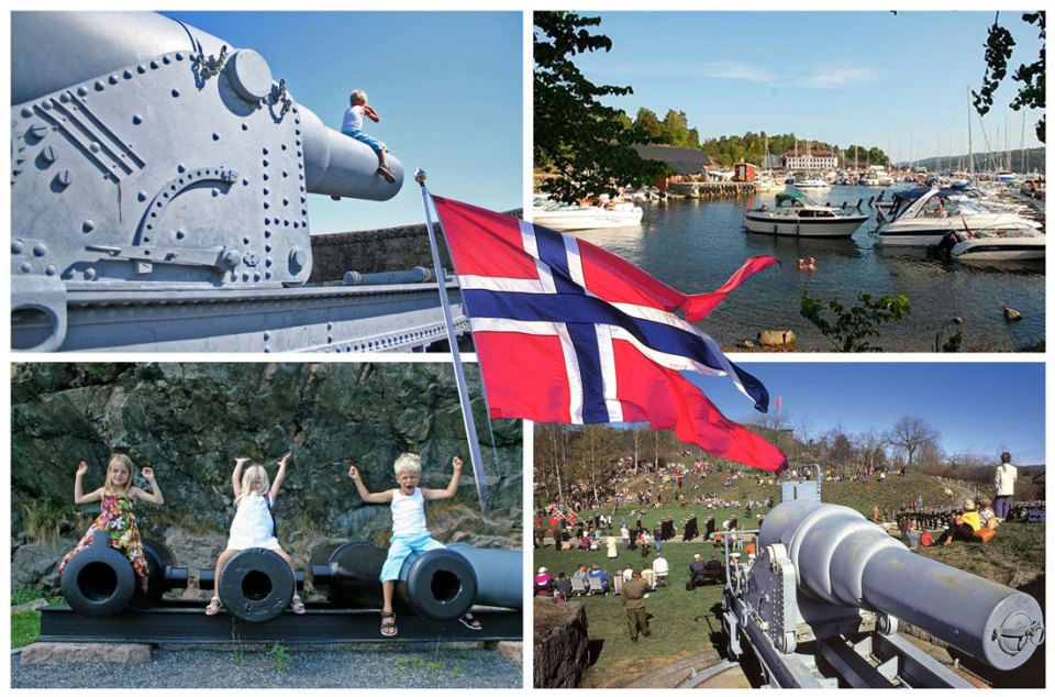 Oscarsborg provides knowledge and history to the younger generation. A Guest Harbor wishes boating people welcome for staying over night in the summer season.