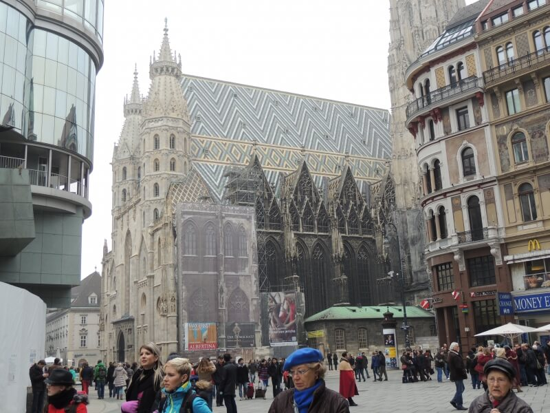 Vienna, a wunderbahr, aka, wonderful city!