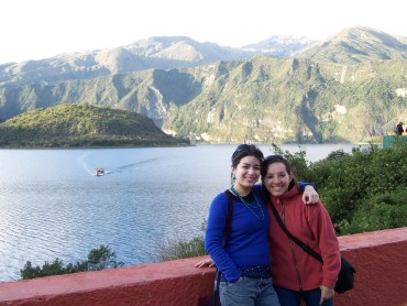 Visit Ecuador and South America - Carmen Cristina Carpio Tobar