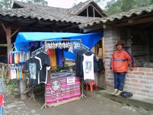 Peguche, Ecuador