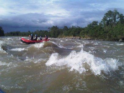 Rafting in Ecuador - www.visitecuadorandsouthamerica.com