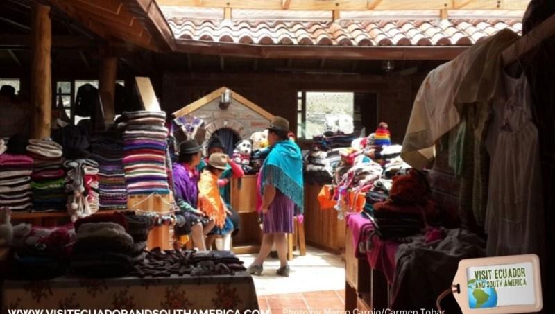 Marco Carpio/Carmen Tobar www.visitecuadorandsouthamerica.com