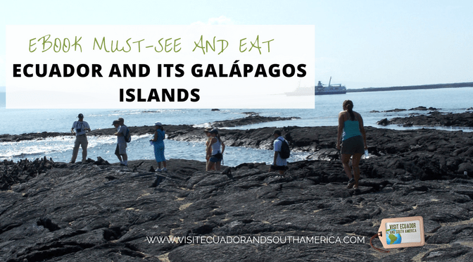 Ebook Must-see and Eat Ecuador and Its Galápagos Islands offer (2nd Edition)