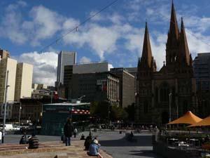 Federation Square, Melbourne, www.visitedplanet.com
