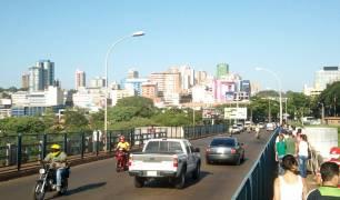 Ciudad del Este, tem inúmeras oportunidades para quem quer fazer compras no Paraguai.