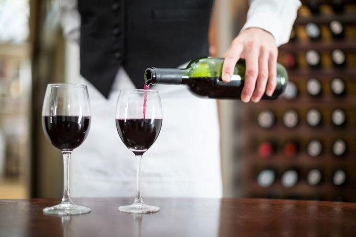 Dégustation de vin de Bordeaux